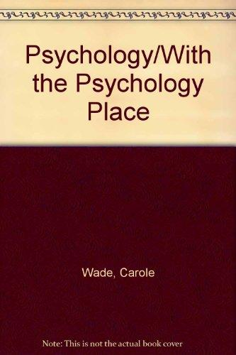 Psychology/With the Psychology Place