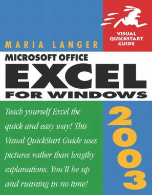 Microsoft Office Excel 2003 for Windows