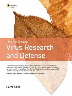 art Of Computer Virus Research And Defense