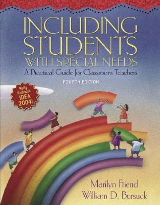 Including Students With Special Needs A Practical Guide For Classroom Teachers