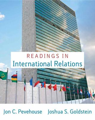 Readings in International Relations for Readings in International Relations