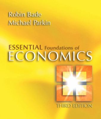 Essentials Foundations of Economics