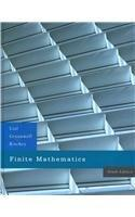 Finite Math plus MyMathLab Student Starter Kit (9th Edition)