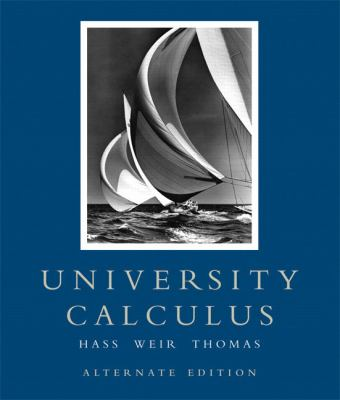 University Calculus: Alternate Edition