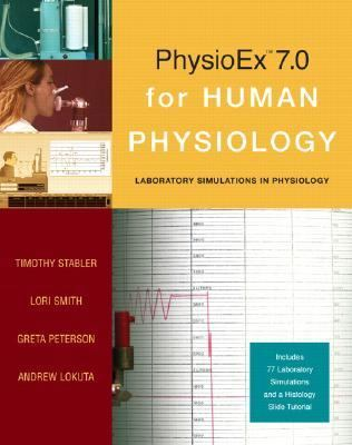 Physioex 7.0 for Human Physiology Lab Simulations in Physiology