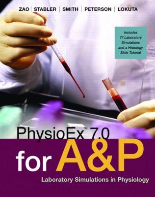 Physioex 7.0 for A & P Laboratory Simulations in Physiology