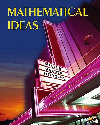 Mathematical Ideas, Expanded Edition - Package