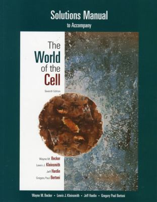 World of Cell-Solution Manual