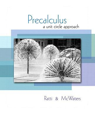 Precalculus: A Unit-circle Approach