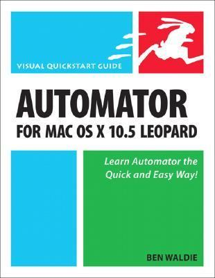 Automator for MAC OS X 10.5 Leopard