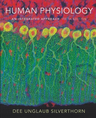 Human Physiology: An Integrated Approach (5th Edition)