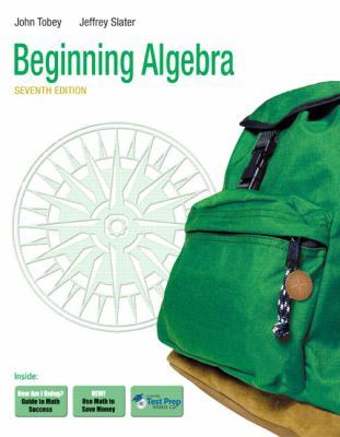 Beginning Algebra (7th Edition)