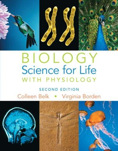 Biology: Science for Life with Physiology Value Pack (includes Current Issues in Biology, Vol 5 & Current Issues in Biology, Vol 2)