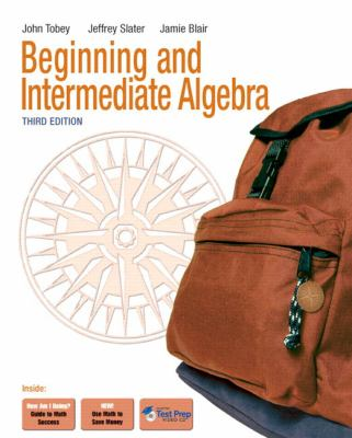 Beginning &Intermediate Algebra (3rd Edition)