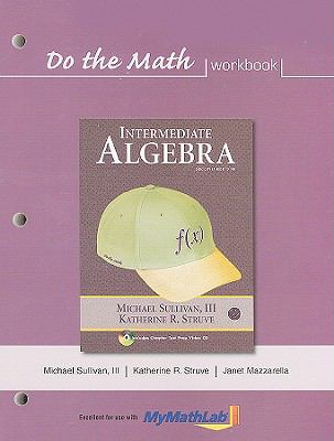 Do the Math Workbook (standalone) for Intermediate Algebra