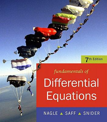 Fundamentals of Differential Equations bound with IDE CD (Saleable Package)