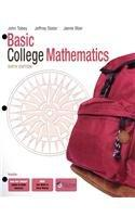 Basic College Mathematics, A La Carte + MyMathLab (6th Edition)