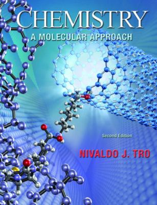 Chemistry: A Molecular Approach 2nd Edition | Rent 9780321651785