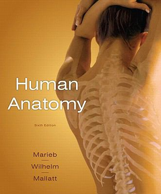 Books a la Carte Plus for Human Anatomy (6th Edition)