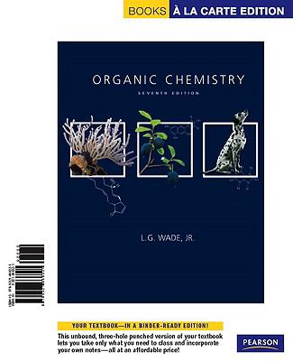 Books a la Carte for Organic Chemistry (7th Edition)