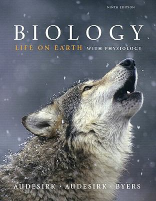 Biology: Life on Earth with Physiology Plus MasteringBiology with eText -- Access Card Package (9th Edition)