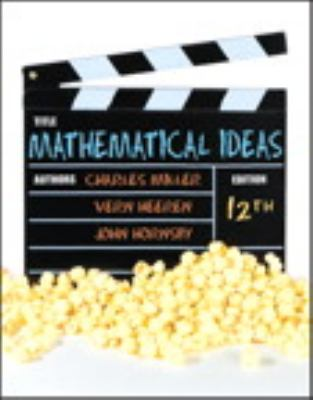 Mathematical Ideas (12th Edition)