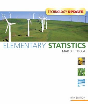 Elementary Statistics Technology Update (11th Edition)