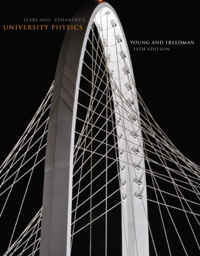 University Physics (13th Edition)