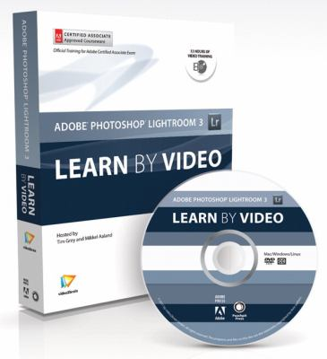 Learn Adobe Photoshop Lightroom 3 by Video (Learn by Video)