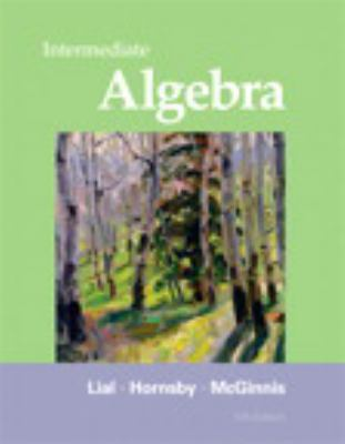 Intermediate Algebra (11th Edition)