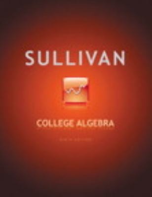 College Algebra (9th Edition)