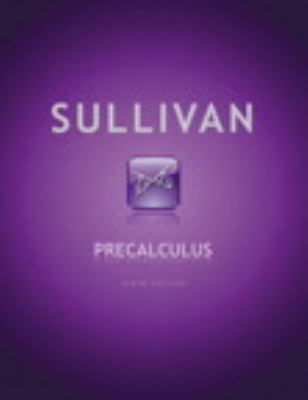 Precalculus (9th Edition)