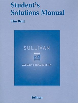 Algebra And Trigonometry Sullivan 9th Edition Pdf
