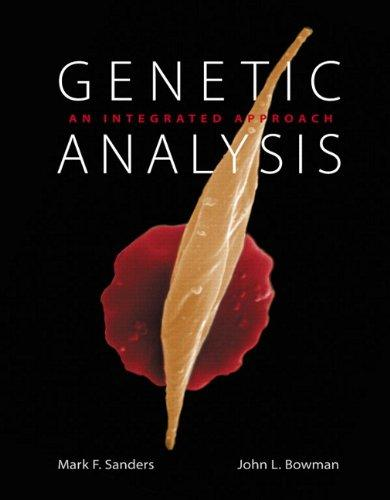 Genetic Analysis: An Integrated Approach