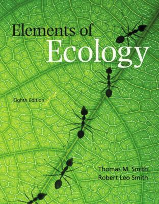Elements of Ecology Elements of Ecology