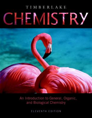 Chemistry: An Introduction to General, Organic, and Biological Chemistry Plus MasteringChemistry with eText -- Access Card Package (11th Edition)