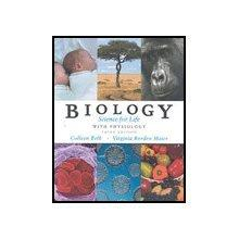 Biology: Science for Life with Physiology (Mastering Package Component Item)