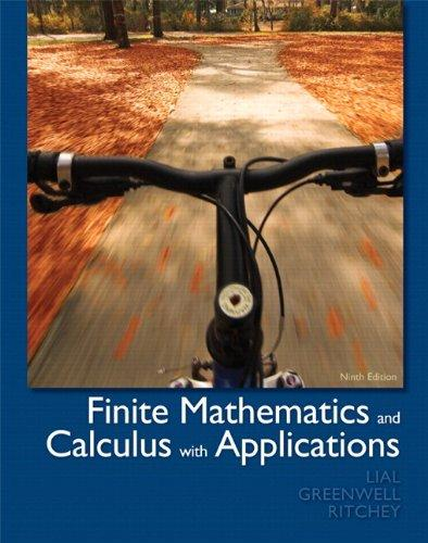 Finite Mathematics and Calculus with Applications plus MyMathLab/MyStatLab -- Access Card Package (9th Edition)