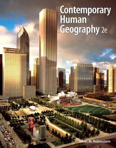 Contemporary Human Geography Plus MasteringGeography with eText -- Access Card Package (2nd Edition)