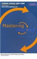 MasteringBiology -- Standalone Access Card -- for Biology: Science for Life with Physiology