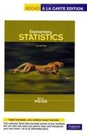Elementary Statistics, Books a la Carte Plus MSL -- Access Card Package (8th Edition)