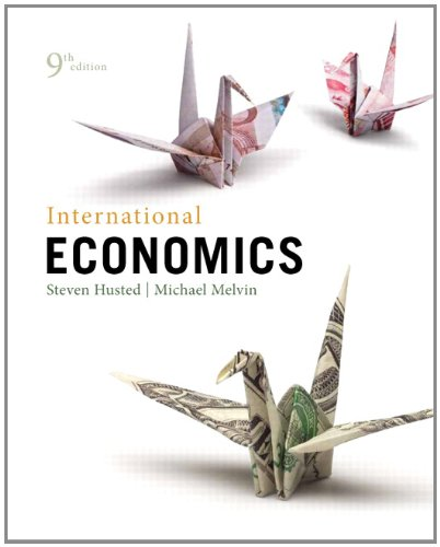 International Economics (9th Edition) (The Pearson Series in Economics)