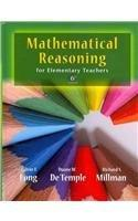 Mathematical Reasoning for Elementary School Teachers with MyMathLab/MyStatLab and Activities (6th Edition)