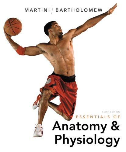 Essentials of Anatomy & Physiology, Books a la Carte Plus MasteringA&P with eText -- Access Card Package (6th Edition)