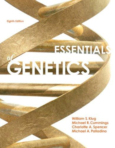 Essentials of Genetics Plus MasteringGenetics with eText -- Access Card Package -- Access Card Package (8th Edition)