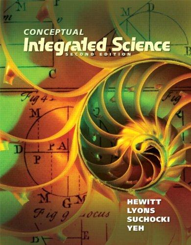 Conceptual Integrated Science Plus MasteringPhysics with eText -- Access Card Package (2nd Edition)