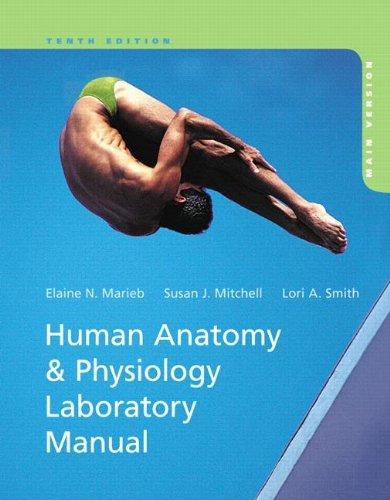 Human Anatomy & Physiology Laboratory Manual, Main Version Plus MasteringA&P with eText -- Access Card Package (10th Edition)