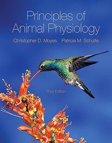 Principles of Animal Physiology 3rd Edition