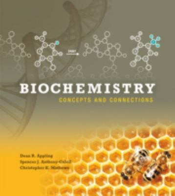 Biochemistry : Concepts and Connections Plus MasteringChemistry with EText -- Access Card Package