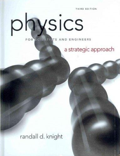 Physics for Scientists and Engineers: A Strategic Approach, Standard Edition (Chs. 1-36) plus MasteringPhysics with Pearson eText -- Valuepack Access Card